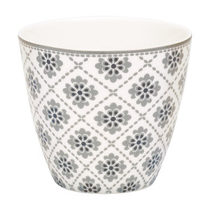 Lattemugg Oona Grey - GreenGate