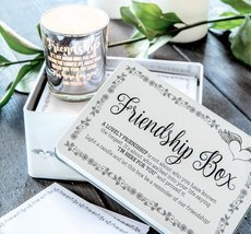 Majas - Friendship box inkl. lykta